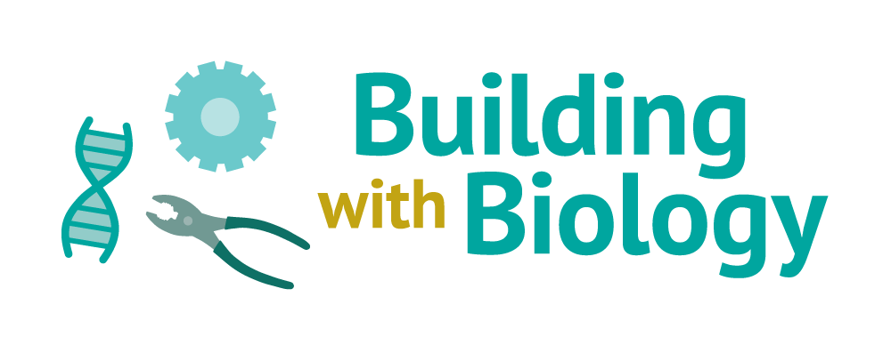 Building with Biology