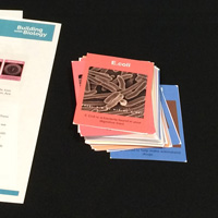 Microbe Match Game kit