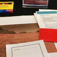 Mission to Mars kit